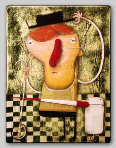 """Recojo una muestra de los trabajos de este artista polaco """" Robert Romanowicz """", si te gustan y quieres ver más pásate por su blog.         ..."""