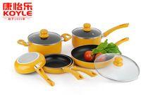 Kitchen accessories non-stick cookware 5pcs/6pcs cookware set