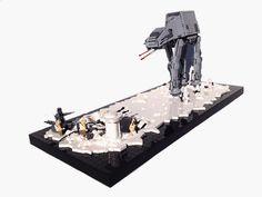 IDSMO - 2014 - R1 - 75054 Battle of Hoth - posted in Star Wars Eigenbauten: Abends, Anbei mein Entry zur Runde1.KategorieMod your Set/Place your Set - Baue für eines der existierenden Lego Star Wars Sets ein Diorama oder Modde eines der existierenden Lego Star Wars Sets. Ich werde mich zwar dieses mal etwas zurückhalten was Größe etc. angeht (Nach dem FBTB Wettbewerb hat mir der Sheriff mal für die nächsten Monate ein Bewerbs Verbot aufgebrummt ) aber nachdem ich die ganzen...