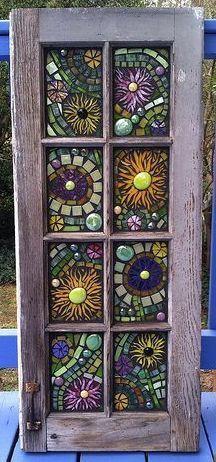 artesanias con mosaicos rotos - Buscar con Google