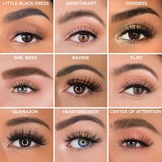 cea36d658e4 Hollywood Mykonos Lyla Miami strips by Lilly Lashes by Lilly Ghalichi The  perfect lash when you want to look red carpet ready! 3D Mink Lash Reusable  up to ...