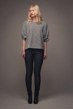 Blair Batwing Shirt - Named