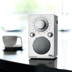 Pal Crome, Tivoli Audio. The two most beautiful designs: tivoli and ego, Iittala!