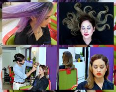 We got a call from Belen, 'college finished boys. I am now looking for work and my hair needs to be a little more conservative. Can you help? I still want to be fashionable. What about the bronde colours? You know I love pin-up looks!' We invited Belen to Sicodelica Hair Art for a 'get me into fashionable adulthood mode' readying her for interviews. We also took the opportunity to grab a few more images. www.sicodelica.com