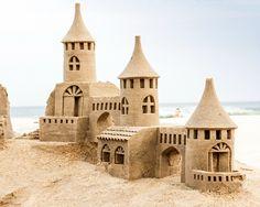 Castelo Areia Praia