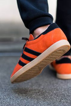 ADIDAS Trinidad with those bright suede upers and that beloved gum sole!