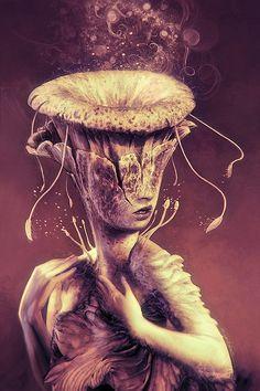 Digital Art by Oliver Wetter