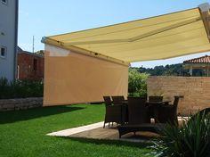 Pergola For Small Patio Deck Shade, Outdoor Shade, Pergola Shade, Pergola Ideas For Patio, Backyard Pergola, Pergola Plans, Pergola Kits, Cheap Pergola, Balcony Ideas