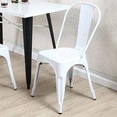 Trent Austin Design Vauxhall Side Chair Finish: White