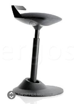 Swopper Muvman ортпедическое кресло с подвижным сиденьем для сохранения осанки