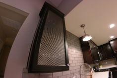 Steel Mesh Cabinet Door