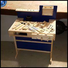 Meine Bewertung: ✔ Materialien, Flexibilität, Werkzeug, Aufbau ㅇ Hobel…