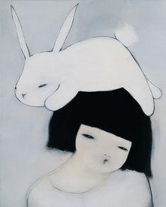 hanna kim and bunny