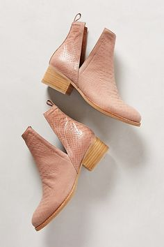 Wyatt Booties - anthropologie.com