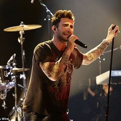 You know those days where your eyes have become lazers someones annoying you that much? #adamlevine