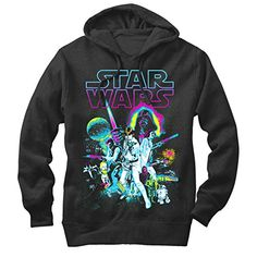 Star Wars A New Hope Mens Graphic Lightweight Hoodie