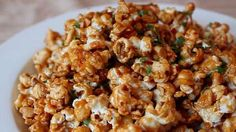 Pad Thai Popcorn Video