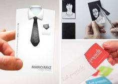 Mega coletânea para sua inspiração com cartões de visita incríveis.