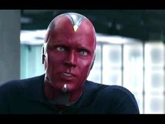 CAPTAIN AMERICA: CIVIL WAR Movie Clip - Vision and Scarlet Witch (2016) Marvel Movie HD - YouTube