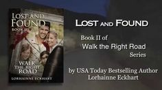 "Official trailer for ""Lost and Found,"" Book II of the Walk the Right Road Series by Lorhainne Eckhart. www.LorhainneEckhart.com. Buy it at Amazon: http://amzn.to/16sygIb   *Warning* This series is filled with sexual tension, rough language and steamy romantic suspense.  ""There was not a human emotion I did not go through while reading this book. I will  forewarn you, you will need a box of tissues and a punching bag while reading this dynamic tale."" - Romance Junkies  Overview  • A hit and…"