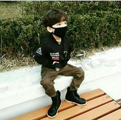Children and Young Cute Asian Babies, Korean Babies, Asian Kids, Cute Babies, Cute Baby Boy, Cute Boys, Kids Boys, Baby Kids, Outfits Niños