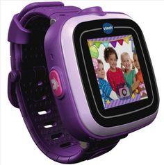 Montre Vtech Kidizoom Smart Watch violette 48,00 € livré le moins cher