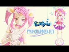Lovely4u | VO50 | Star Guardian Lux | League of Legends | Hatsune Miku Piano Songs - YouTube