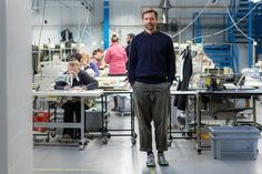 "Designer Patrick Grant launches ""Community Clothing"" British fashion designer, Patrick Grant, known from his work for menswear label E.Tautz, has launched Community Clothing, a social clothing company..."