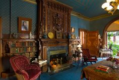Day trips to historic houses near New York City