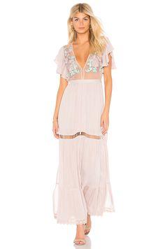 fdbe5a3681 Cleobella Amery Maxi Dress in Lilac