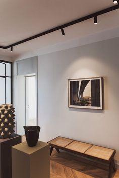 Se de nye lokalene i Stockholm! Decor, Inspiration, Entry Foyer, Furniture, Lighting, Interior Inspo, Building A House, Home Decor, Ceiling Lights