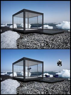 Mixed architectural renders