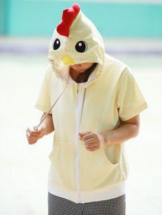 Chicken Animal Hoodie - 4kigurumi.com  http://www.4kigurumi.com/chicken-animal-hoodie