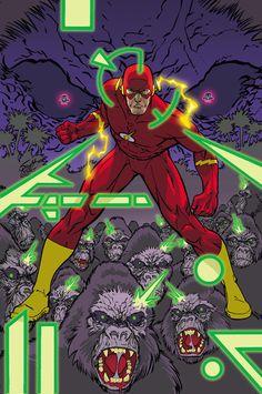 The Flash by Scott Kolins