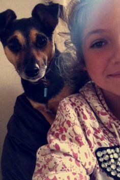 #dog#selfie