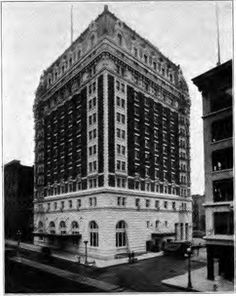 The Benson Hotel In Portland Oregon! Stayed there!