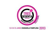 Festival 3.60 Música Pamplona  Ciudadela del 13/06/2013 al 15/06/2013 Pamplona, June, Day Planners, Events