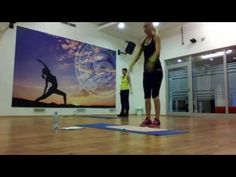 PIYO Workout 1 -Andi Pataki - YouTube