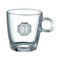 Douwe Egberts Zegel koffieglas 0.32 cl.