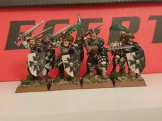 Warhammer Empire, Warhammer Fantasy, Classic Army, Painting Inspiration, Minis, Sculpting, Diy And Crafts, Models, Toys