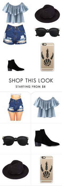 """Sin título #171"" by karenrodriguez-iv on Polyvore featuring moda, Chicnova Fashion, Barbara Bui y Casetify"
