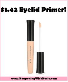 HOT! e.l.f. Shadow Lock Eyelid Primer, Normally $9, Just $1.42!!! Here's a steal of a deal on e.l.f. Eyelid Primer, just $1.42 right now (normally $9!)! I use e.l.f. makeup all of the time; I am amazed at how great their products are! http://www.kouponingwithkatie.com/2017/02/08/hot-e-l-f-shadow-lock-eyelid-primer-normally-9-just-1-42/