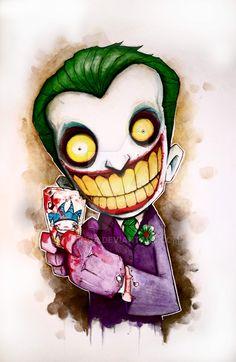 Joker - Chris Uminga
