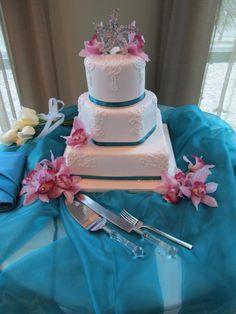 Beach Wedding Cake Thebridebox Weddingcake Starfishcaketopper Weddingreception