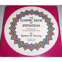 Cosmic Deck of Initiation (Cards)  http://www.picter.org/?p=088079514X