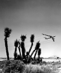 June 21, 1954: Three USAF B-47 Stratojets cross the Pacific Ocean in under 15 hours