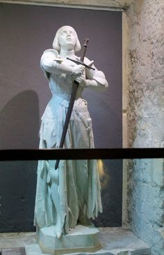 ROUEN MUSEE JEANNE D'ARC