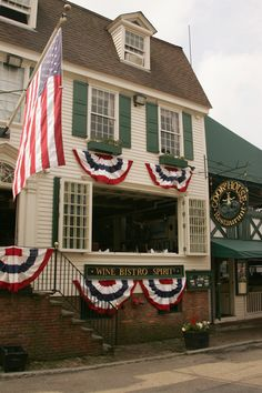 The Clarke Cooke House Restaurant Newport Ri One Of Our Favorite Places