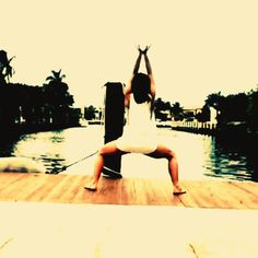 Flowin ✌️ #TomFord  #Yoga #Flow #Music #Yogainspiration #Globalyogis #Video #Yogi #fun #love #Namsté #Padgram