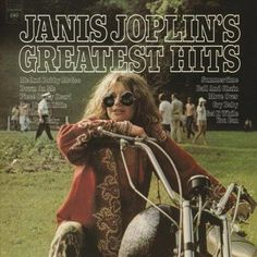 JANIS JOPLIN Greatest Hits - Vinyl LP Ball and Chain Move over Piece of my Heart: This is the album that stole my heart! I still remember listening to it the very first time. Janis Joplin, Lps, Woodstock, Rock And Roll, Rock Vintage, Vintage Music, Me And Bobby Mcgee, Mundo Musical, Female Rock Stars